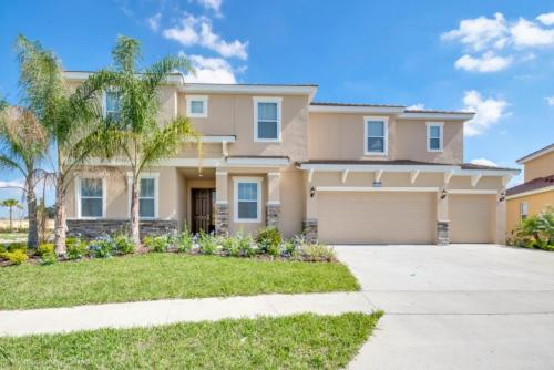 Luxury 5 Star Villa on Solterra ResortMinutes from Disney World Orlando Villa 2772 - image 1