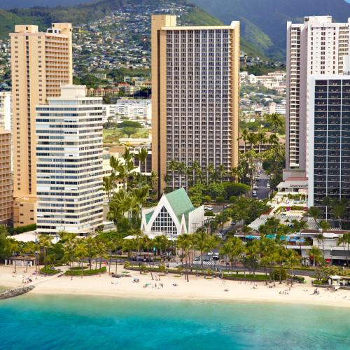 Hilton Waikiki Beach - Honolulu, HI 96815