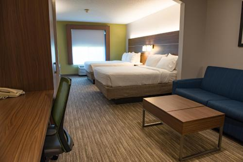 Holiday Inn Express Hotel & Suites Elkhart-South Indiana - Elkhart, IN 46517