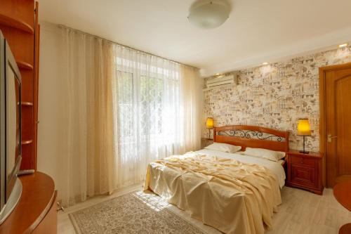 Apartment Na Ulitsa Trehgorniy Val