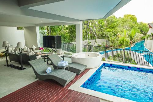 Dancing Villas In Nusa Dua Indonesia Reviews Prices Planet Of Hotels
