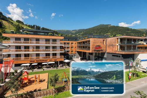 . AlpenParks Hotel & Apartment Central Zell am See