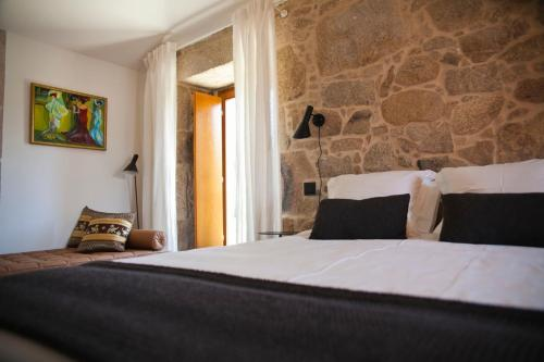 Double or Twin Room - single occupancy Os Lambráns 5