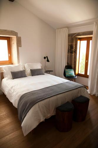 Double or Twin Room - single occupancy Os Lambráns 10