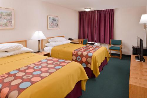 Americas Best Value Inn-South Bend/Notre Dame - South Bend, IN 46637