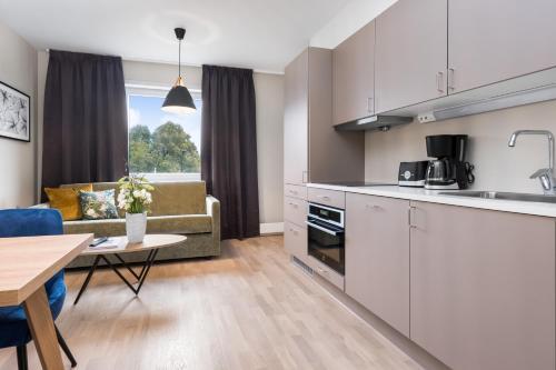 Frogner House Apartments- Lagardsveien 61