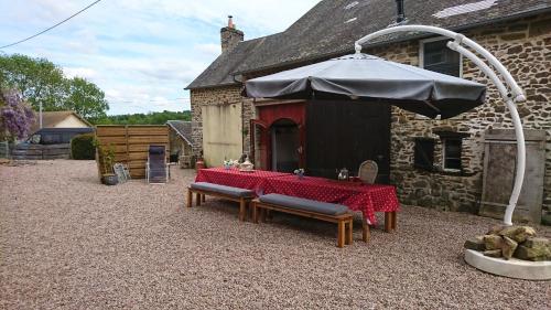 Gite Rouge and la Ferme Blanche - Location saisonnière - Ménil-Vin