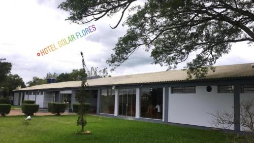 . Hotel Solar Flores
