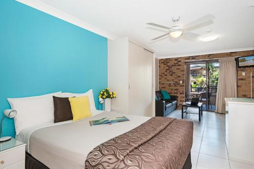 . Byron Bayside Central Studio Apartments