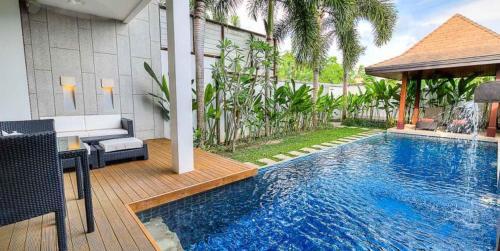 3 BDR Residence Pool Villa at Oxygen Rawai 3 BDR Residence Pool Villa at Oxygen Rawai