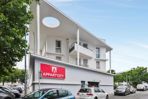 Appartcity Saint Nazaire Centre Hôtel 16 Rue Du 28