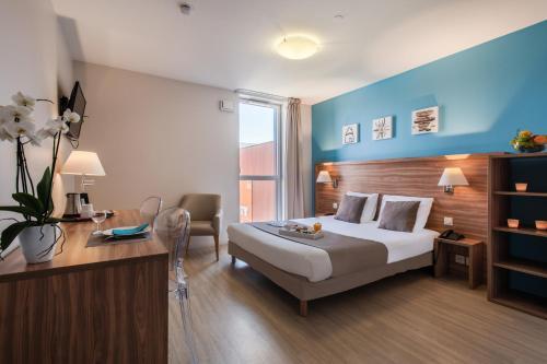 Appart'City Confort Vannes - Hôtel - Vannes