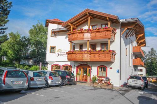 Hotel Sonnenhof - bed & breakfast & appartements - Accommodation - Innsbruck