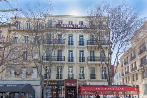 Hotel Du Pharo - Hôtel - Marseille