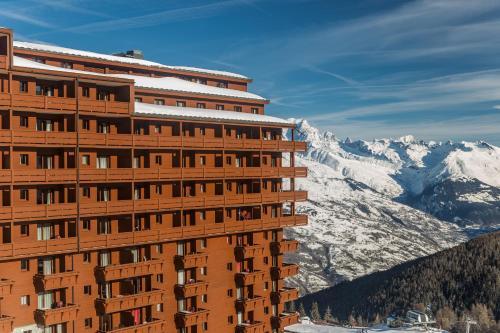 Résidence Pierre & Vacances Premium Les Hauts Bois - Accommodation - Aime La Plagne