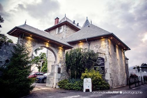 Accommodation in Challes-les-Eaux