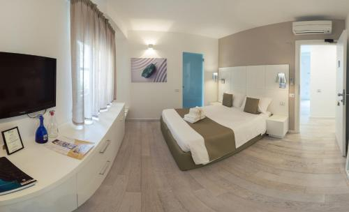 Hotel Rigel Villanova Rooms