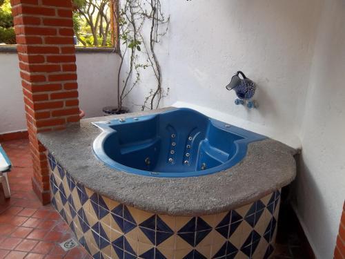 Posada Los Alcatraces, Atlixco