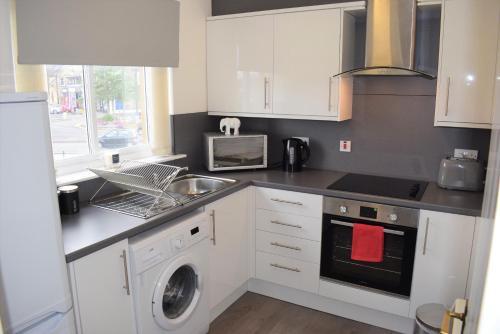 Kelpies Serviced Apartments Alexander- 2 Bedrooms, Falkirk