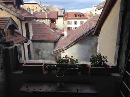 Nid douillet - Chambre d'hôtes - Annecy