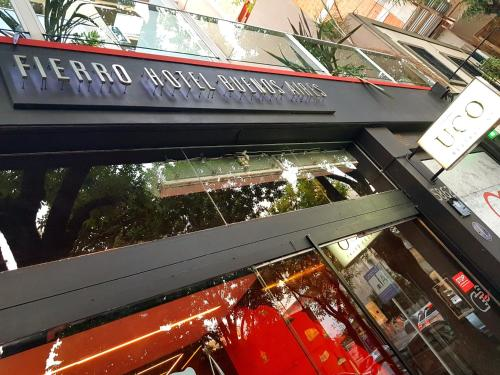 Fierro Hotel Review, Buenos Aires | Travel
