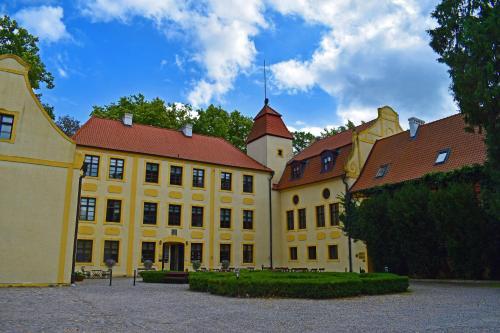 Kasteel-overnachting met je hond in Zamek w Krokowej - Krokowa