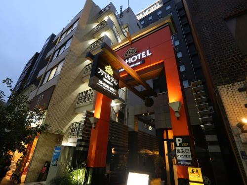 아파 호텔 츠키지-에키 미나미