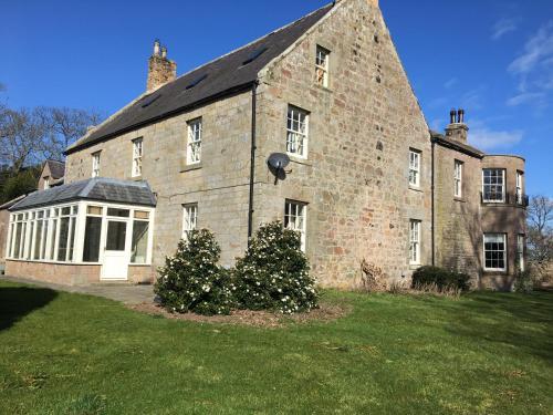 . Buckton Farmhouse