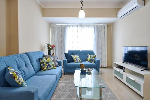 . A Comfortable and quiet apartment in PARAISO