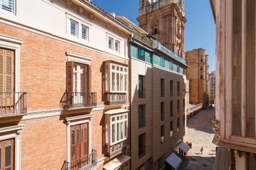 WONDERFUL APARTMENT NEXT TO THE MÁLAGA CATHEDRAL