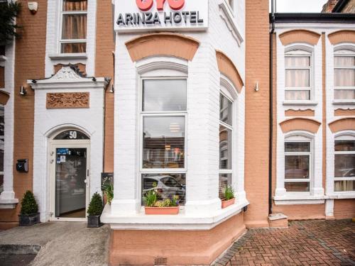 OYO Arinza Hotel - Ilford