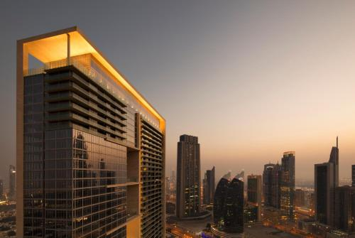 Waldorf Astoria Dubai International Financial Centre, Dubai