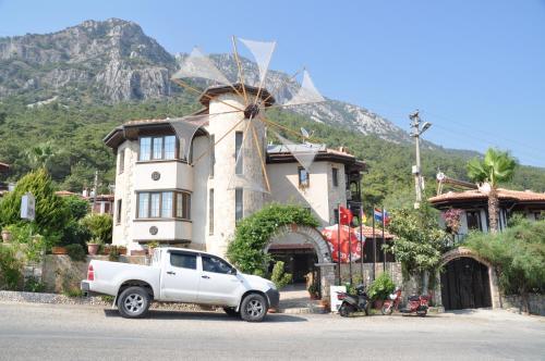 Akyaka Hotel Gokova adres