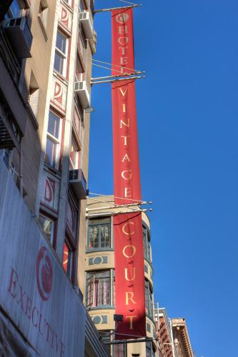 Executive Hotel Vintage Court - San Francisco, CA 94108
