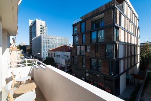 . Ziv Apartments - Yehuda Ha-Levi 19