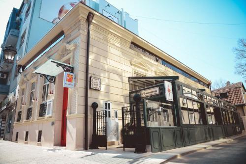 . Boutique Macchiato House