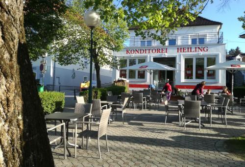 Hotel-overnachting met je hond in Pension Geschriebenstein - Lochenhaus