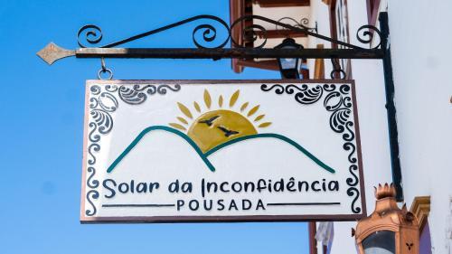 . Pousada Solar da Inconfidência