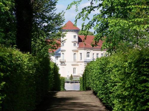. Marstall im Schlosspark Rheinsberg