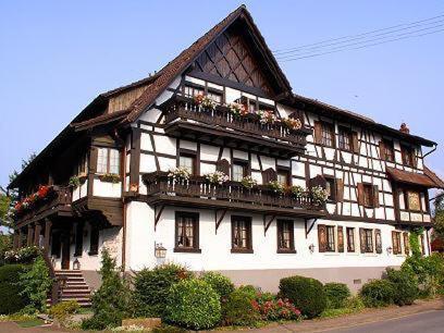 Hotel-overnachting met je hond in Schwarzwaldhotel Stollen - Gutach im Breisgau