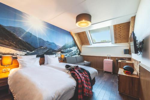 Alpine Hotel SnowWorld