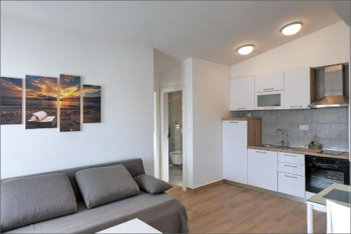 Standard One-Bedroom Apartment with Balcony - 2nd Floor