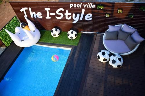 The I-style pool villa The I-style pool villa