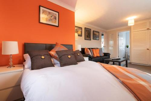 St Anne's Serviced Accommodation - Bicester Oxfordshire