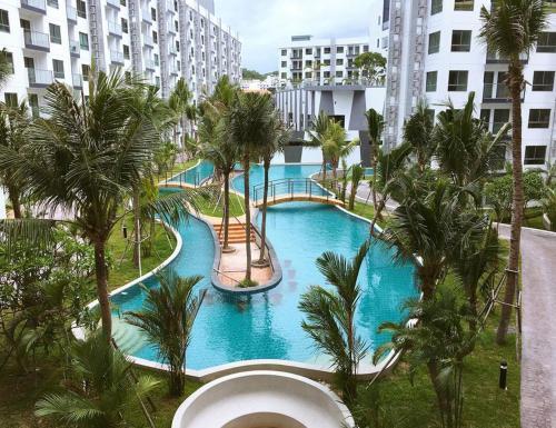 阿卡迪亚水系公寓 Arcadia Beach Resort # KingLand Condotel 阿卡迪亚水系公寓 Arcadia Beach Resort # KingLand Condotel