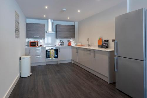 Leicester Luxury Apartment - Agin