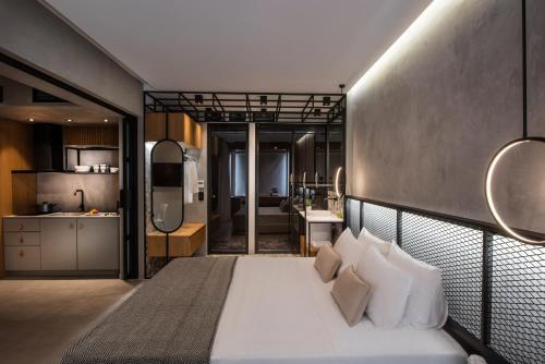 King's Blue, Urban Suites in Iraklio