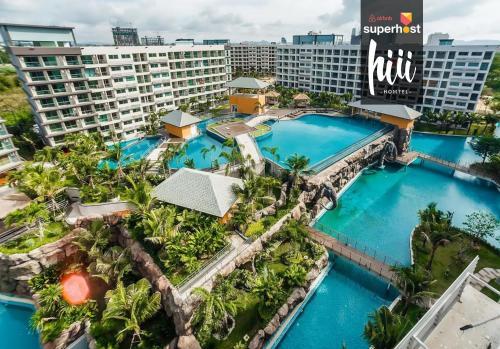 hiii-Homtel Jomtien Beach Resort - Pattaya hiii-Homtel Jomtien Beach Resort - Pattaya