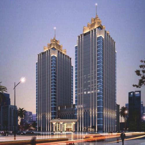 . Grand New Century Hotel