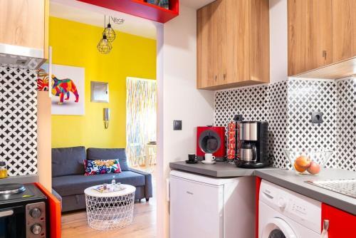 Colorful Apartment, Pension in Iraklio